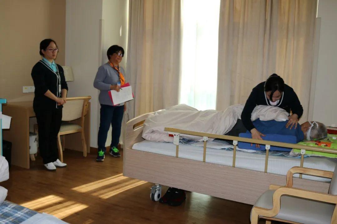 审核养老机构的护理