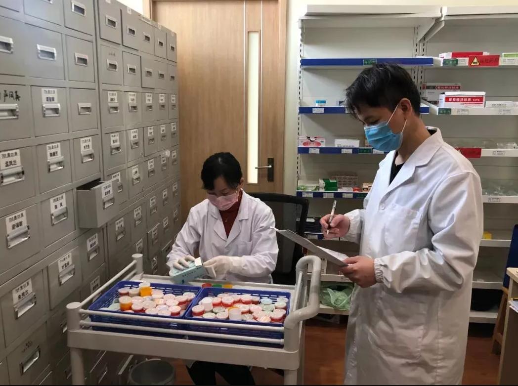 广州中科和熹会的医疗服务团队